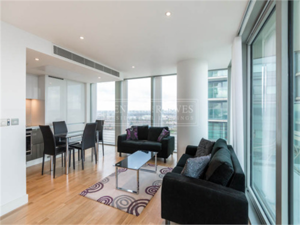Property & Flats to rent with Benham and Reeves  (Canary Wharf) L2L1076-314