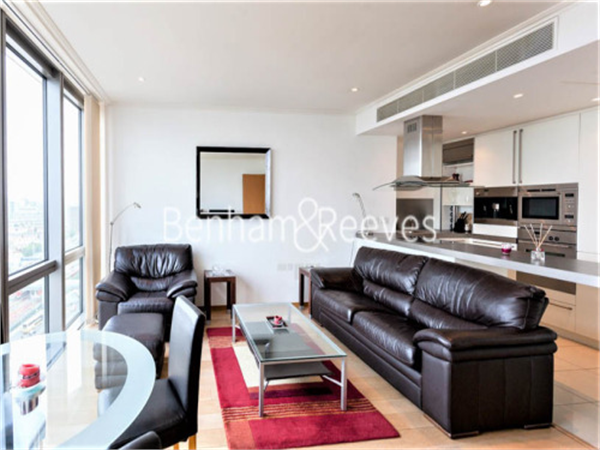 Property & Flats to rent with Benham and Reeves  (Canary Wharf) L2L1076-321
