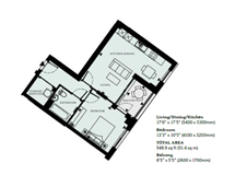 1 Bed Flats And Apartments in Camden Town property L2L1393-1034