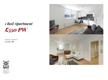1 Bed Flats And Apartments in Ravenscourt Park property L2L2897-1198