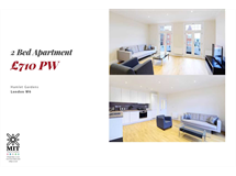 2 Bed Flats And Apartments in Ravenscourt Park property L2L2897-1201