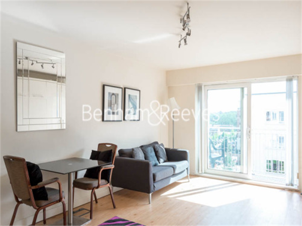 Property & Flats to rent with Benham and Reeves  (Beaufort Park) L2L397-206