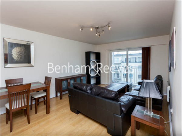 Property & Flats to rent with Benham and Reeves  (Beaufort Park) L2L397-336