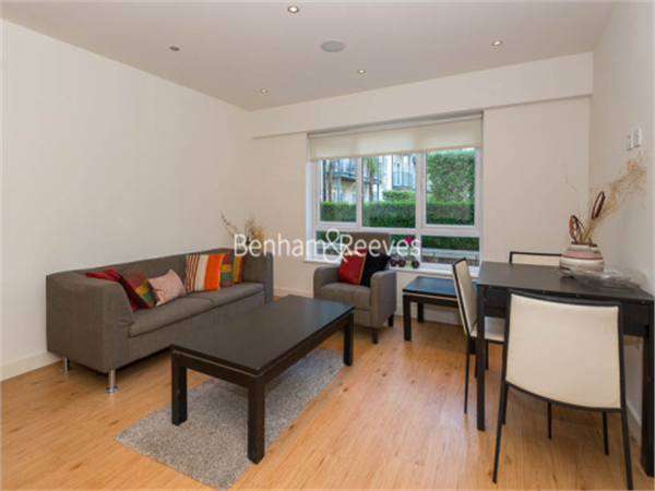 Property & Flats to rent with Benham and Reeves  (Beaufort Park) L2L397-188