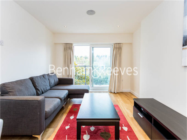 Property & Flats to rent with Benham and Reeves  (Beaufort Park) L2L397-173