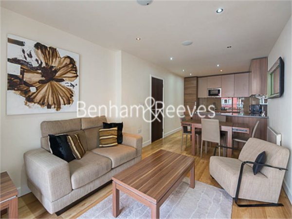 Property & Flats to rent with Benham and Reeves  (Beaufort Park) L2L397-469