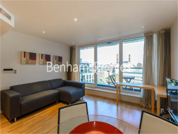 Property & Flats to rent with Benham and Reeves (Imperial Wharf) L2L399-137