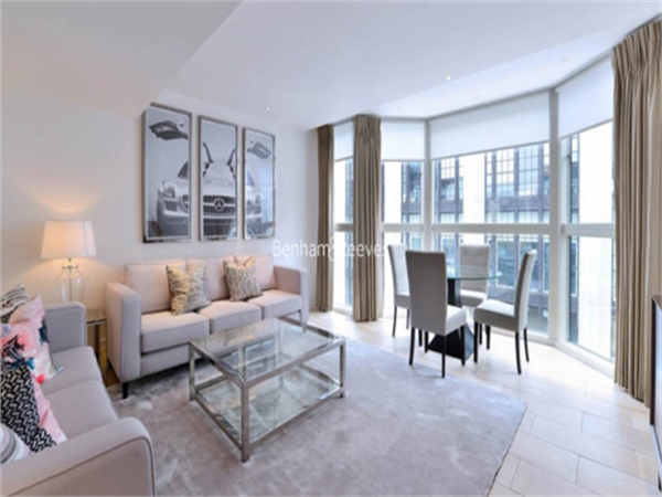 Property & Flats to rent with Benham and Reeves (Kensington) L2L401-453