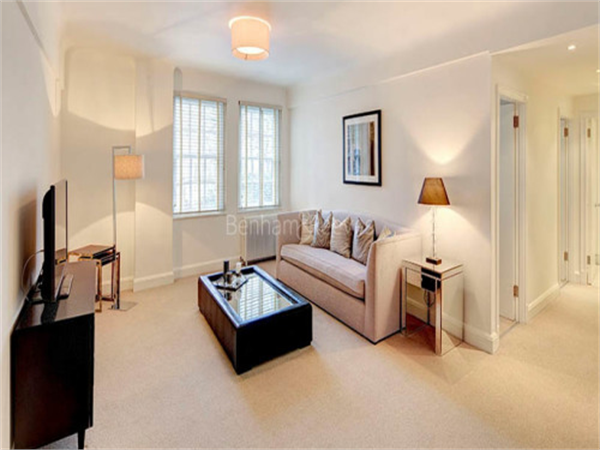 Property & Flats to rent with Benham and Reeves (Knightsbridge) L2L404-338