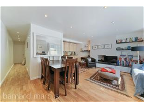Property & Flats to rent with Barnard Marcus (West Kensington) L2L421-736