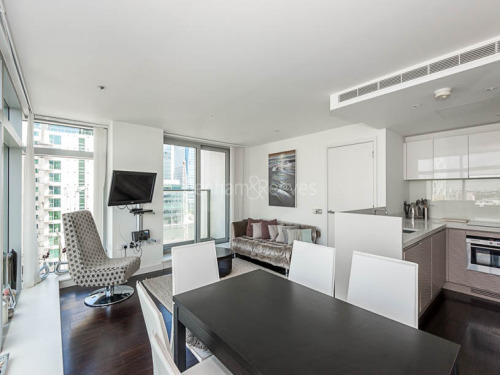 Flats And Apartments To Rent In Canary Wharf L2L1076-202