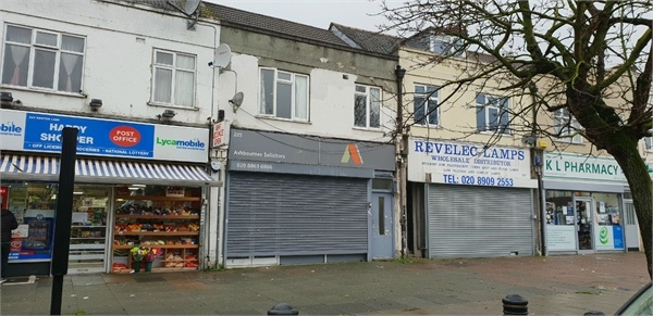 Commercial Property To Rent In London L2L114-419
