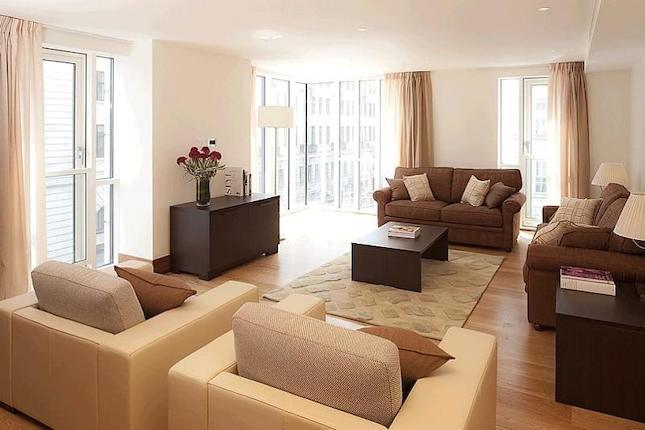 Flats And Apartments To Rent In London L2L154-3484