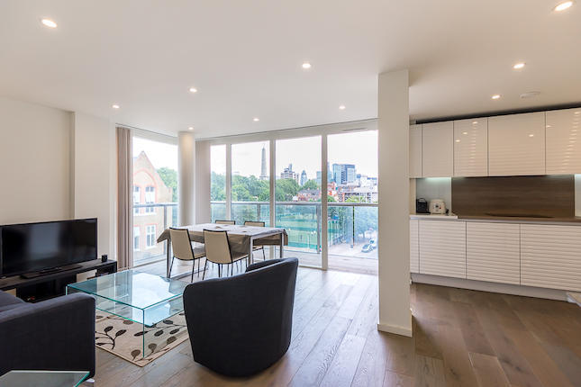 Flats And Apartments To Rent In London L2L154-3372