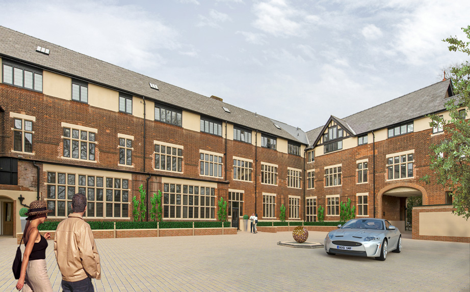 Flats And Apartments To Rent In Mill Hill L2L176-561