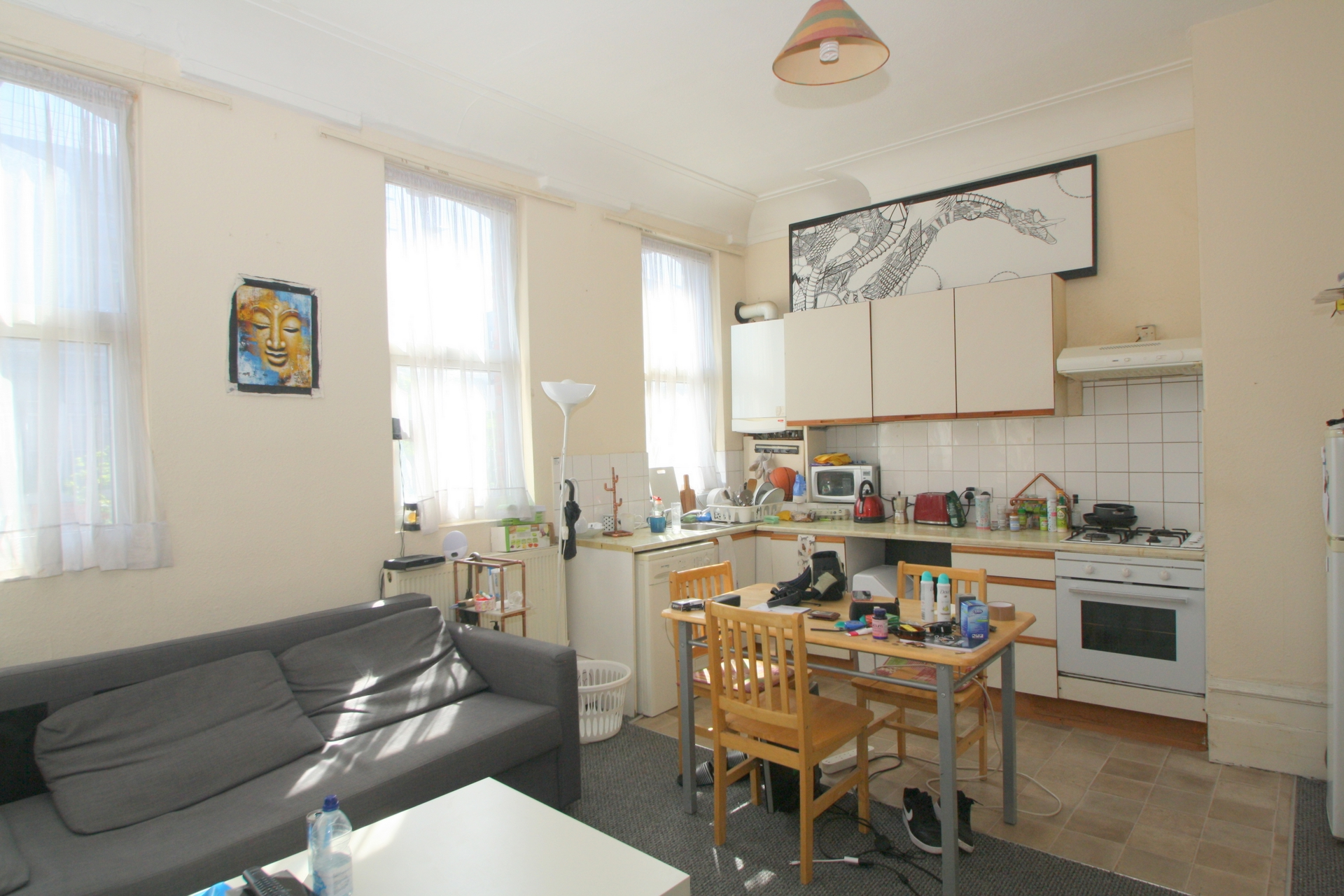 Flats And Apartments To Rent In London L2L176-972