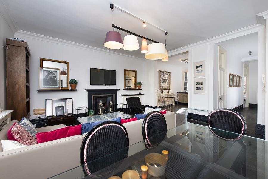 Flats And Apartments To Rent In South Kensington L2L388-1100