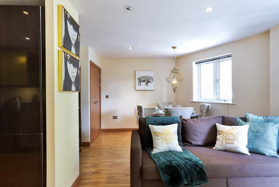 Flats And Apartments To Rent In Canary Wharf L2L605-1185