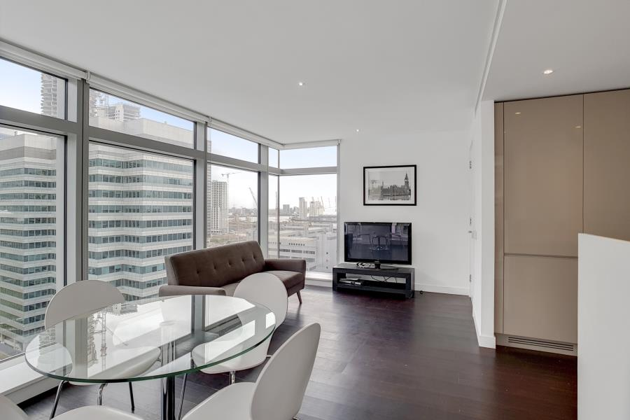 Flats And Apartments To Rent In Canary Wharf L2L605-1108