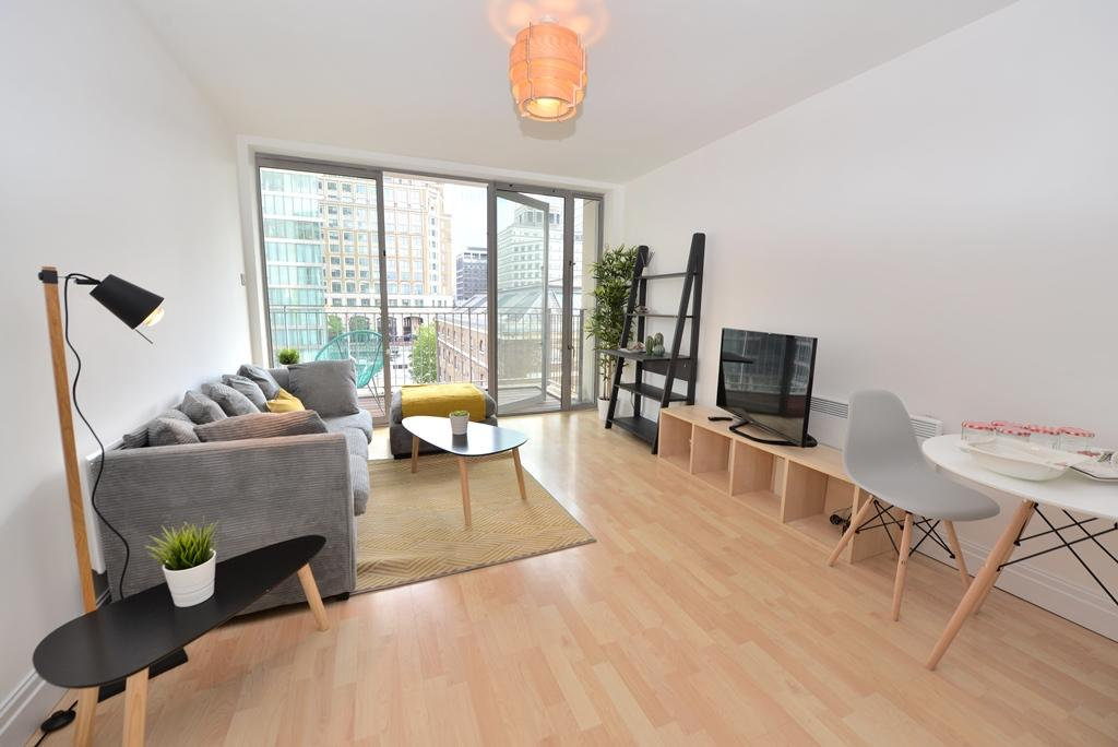 Flats And Apartments To Rent In Canary Wharf L2L707-855