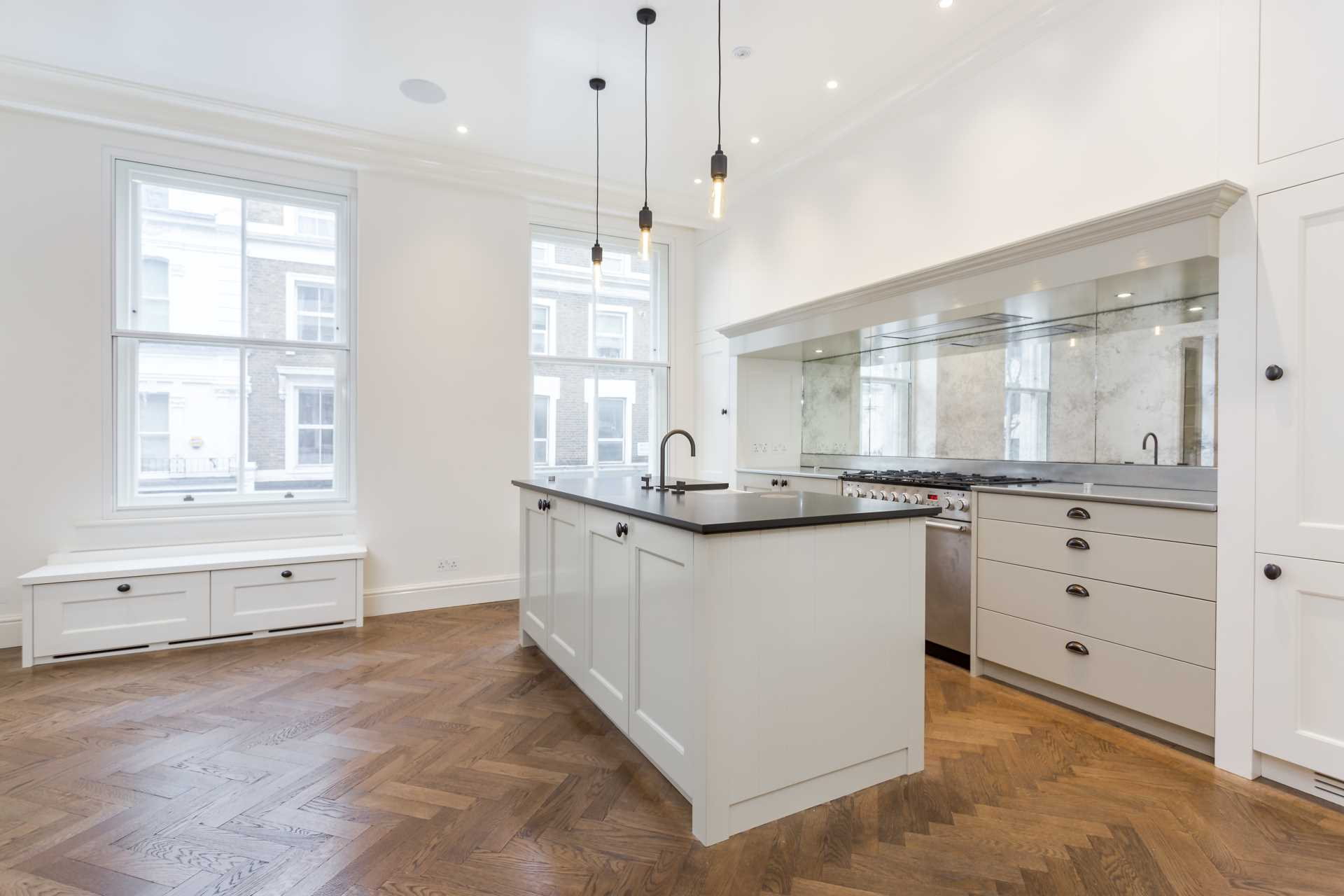 Flats And Apartments To Rent In London L2L82-1109