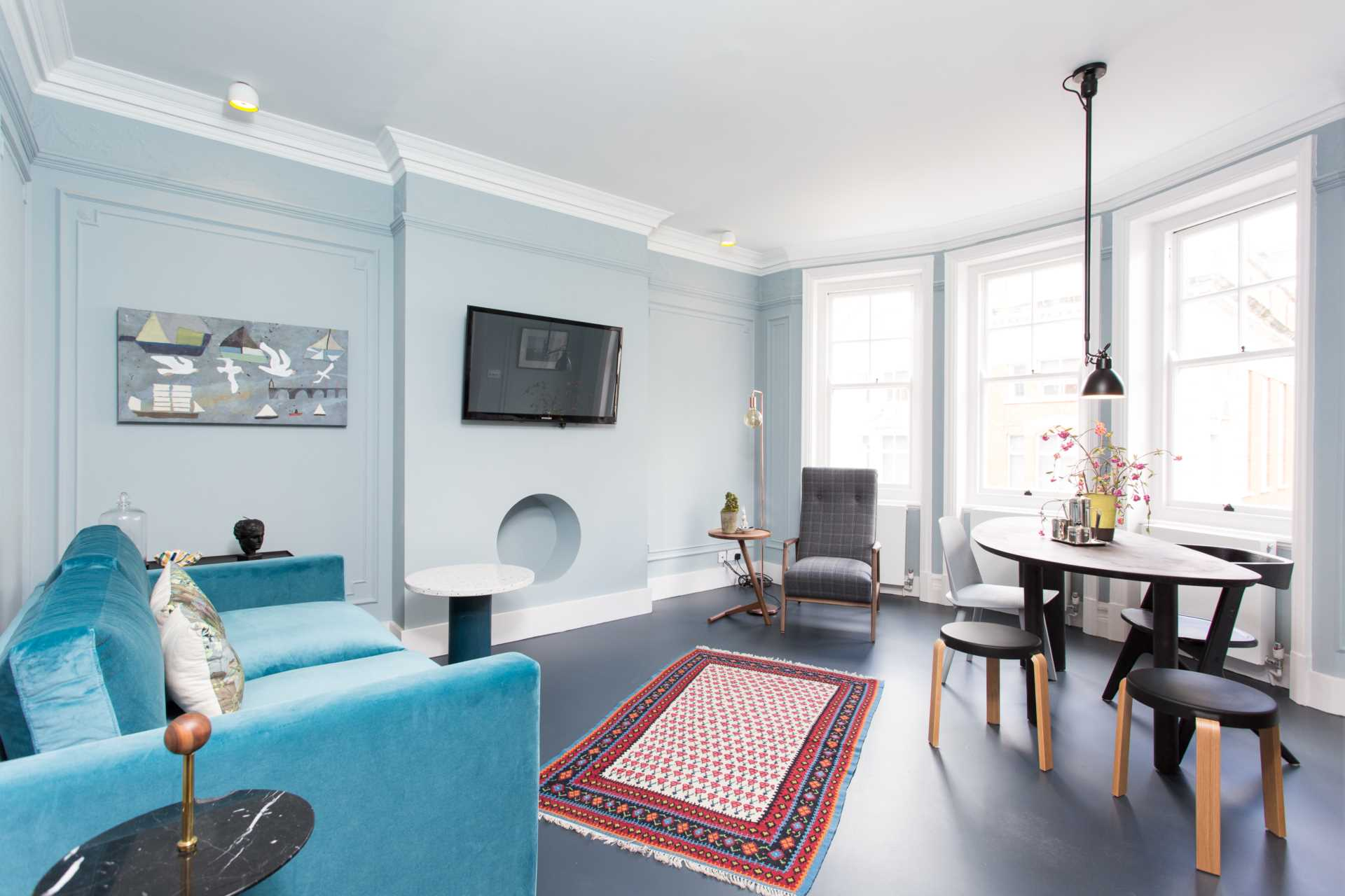Flats And Apartments To Rent In London L2L82-1082