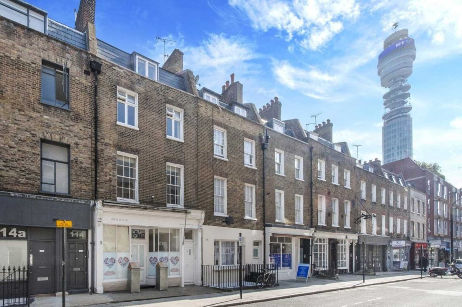 Property To Rent In London L2L92-12346
