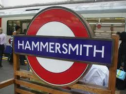 Travel amenities in Hammersmith