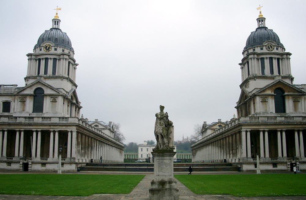 Area of Greenwich Photograph