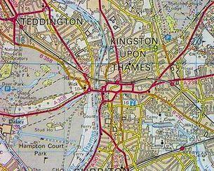 Area Information Kingston Upon Thames