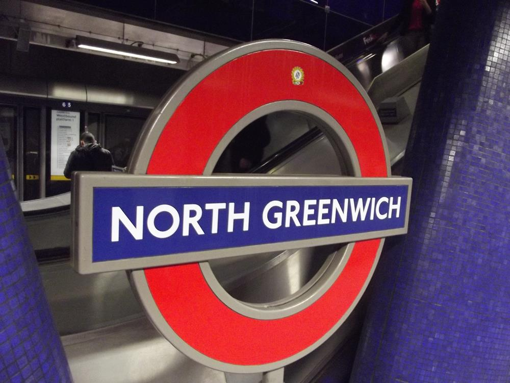 Transport Stations in Greenwich area