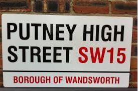 Information on Putney in London