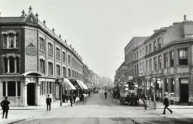 The history of Putney