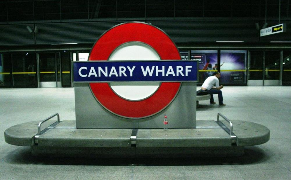 Canary Wharf Transport Links