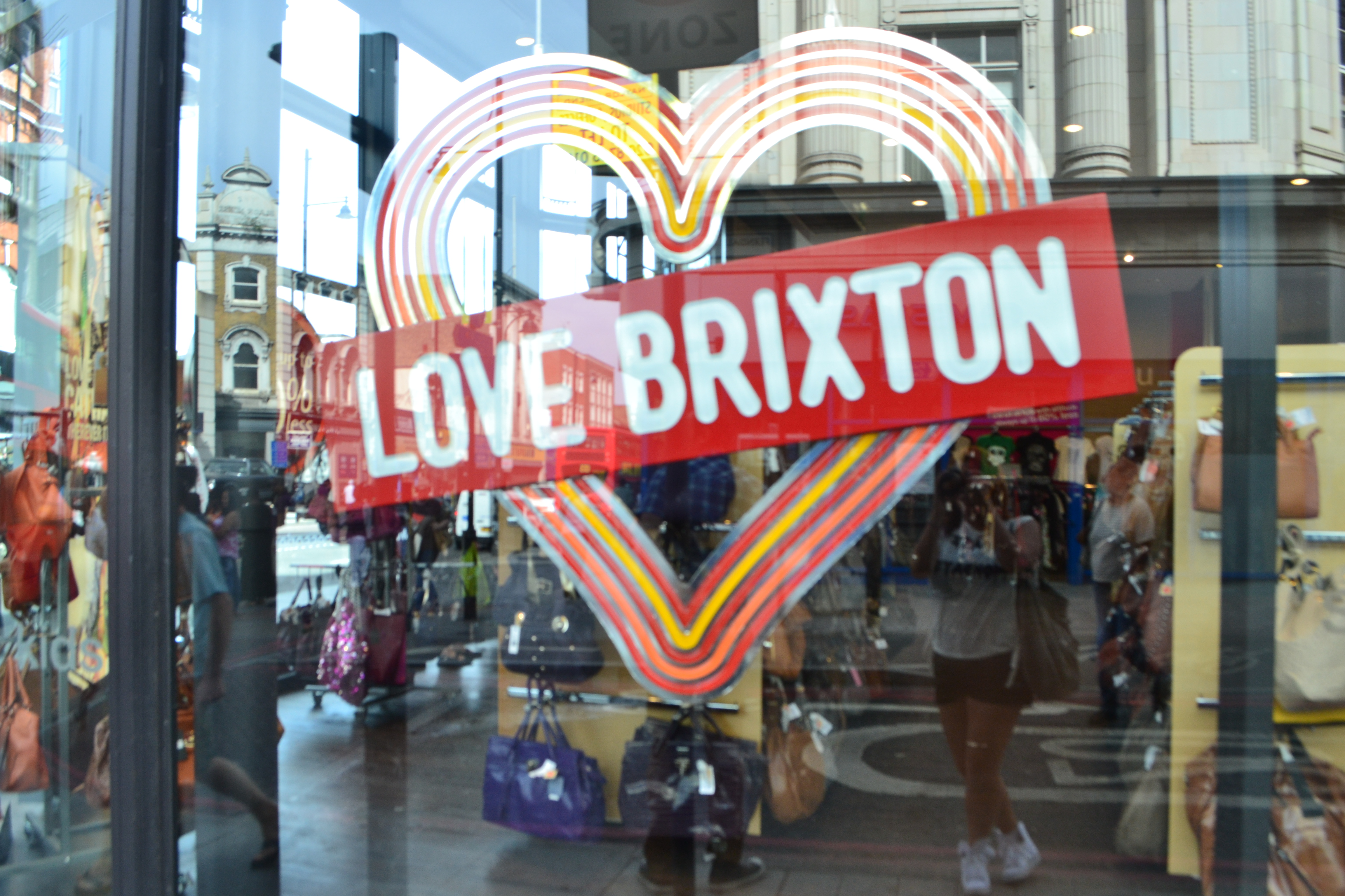 Spend the weekend in Brixton