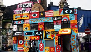 A mix of culture and trends, you will love, Shoreditch